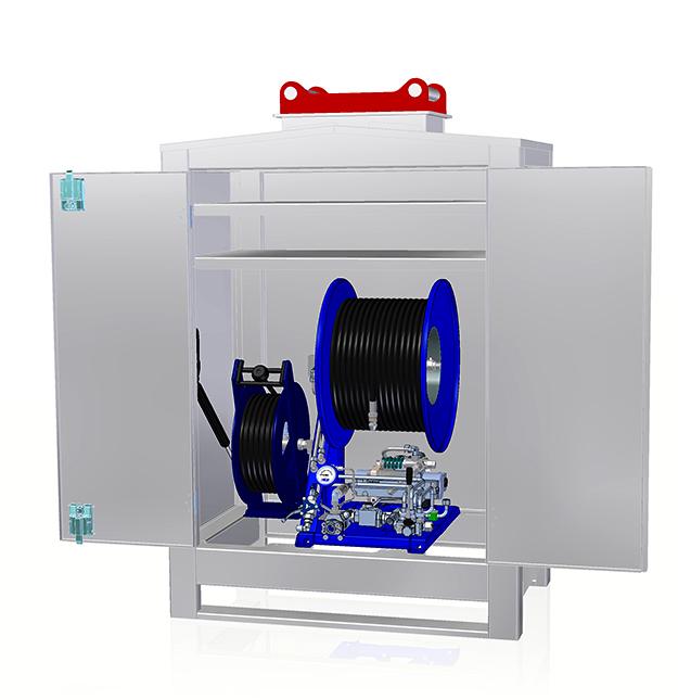 Flushing Cabinet PPL460